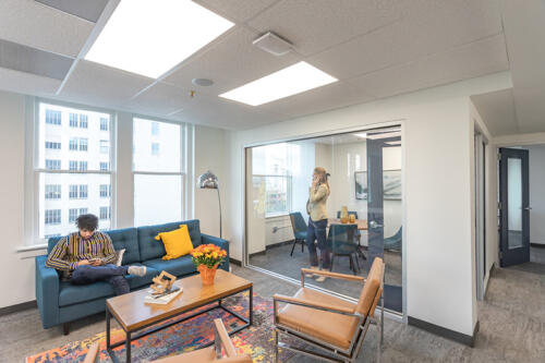 Commercial - Office Interiors