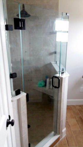 Residential - Showers